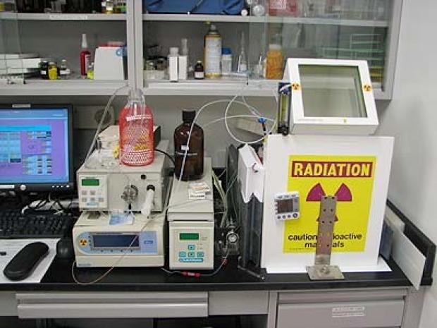 Photo of Ammonia/Sodium Fluoride HPLC