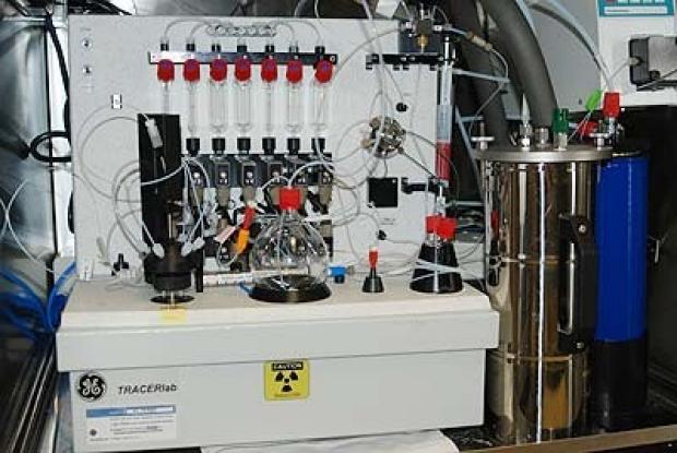 Photo of Top Mini Cell GE Tracerlab FX-E