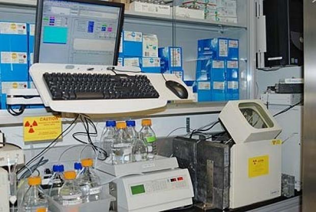 Photo of Dionex Preparative Gradient HPLC