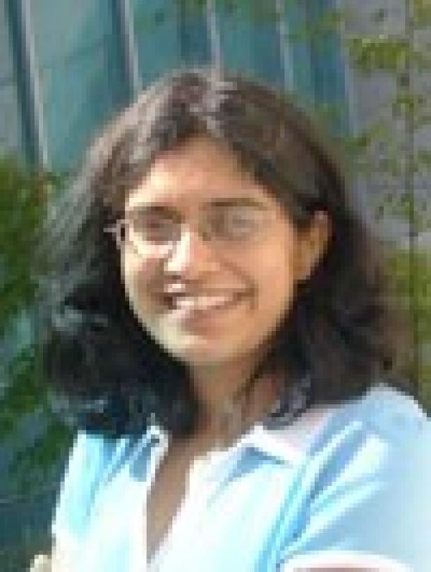 Photo of Gayatri Gowrishankar