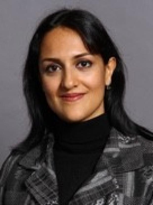 Photo of Maryam Aghighi