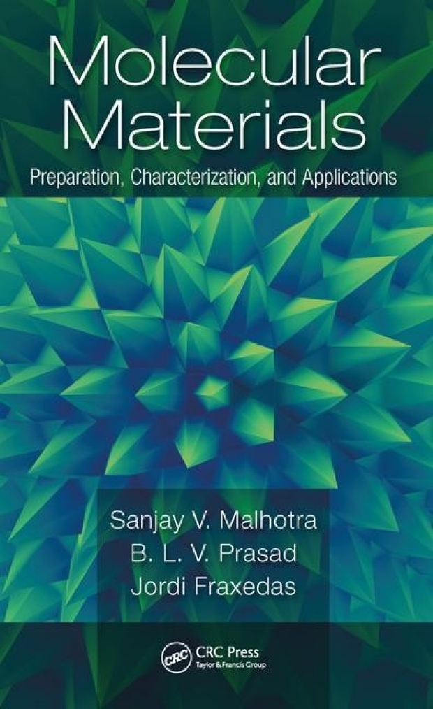 Cover of Molecular Materials: Preparation, Characterization, and Applications