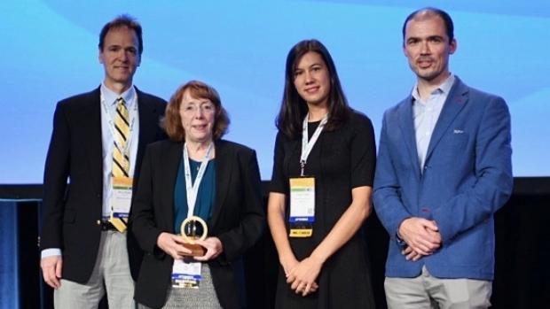 Dr. Ferrara Received 2019 WMIC Gold Medal Award