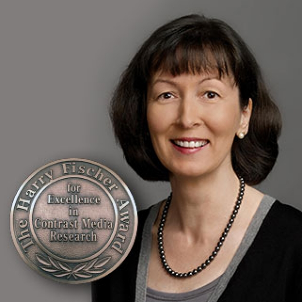 Dr. Daldrup-Link Received 2019 CMR Harry Fisher Award