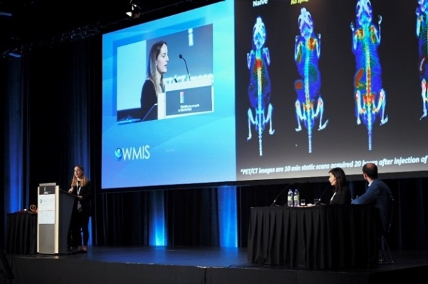 2019 WMIC Young Investigator of the Year winner, Aisling Chaney, PhD