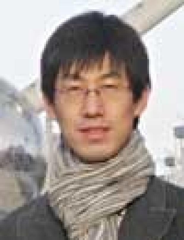 Photo of Huaijun Morgan Wang