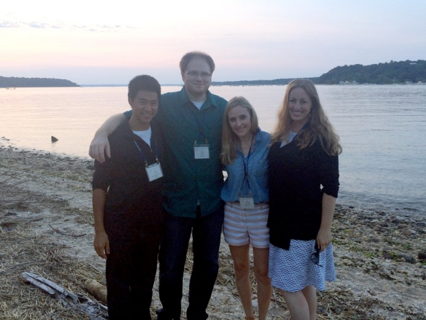 Cold Spring Harbor Glia Meeting 2014