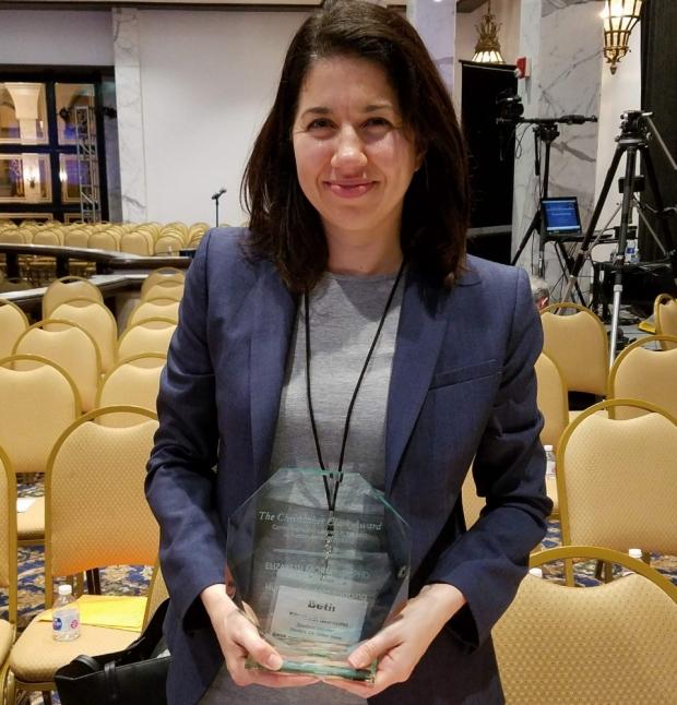 Beth Mormino HAI Award January 2019
