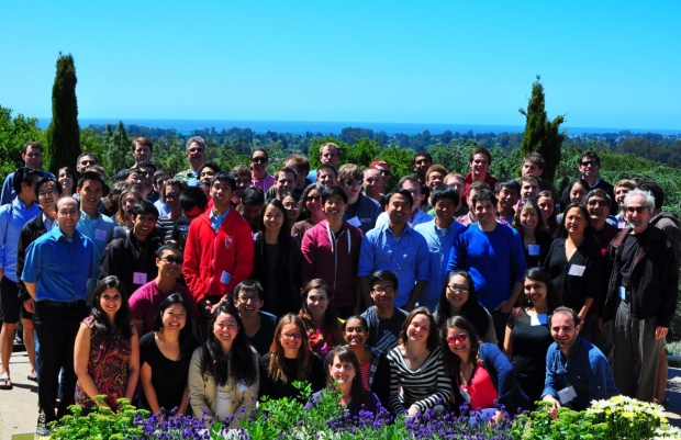 group shot of MSTP community at annual conference 2014