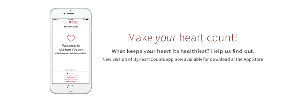 Make your heart count!