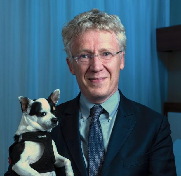 Dr. Emmanuel Mignot (PC: Steve Fisch)
