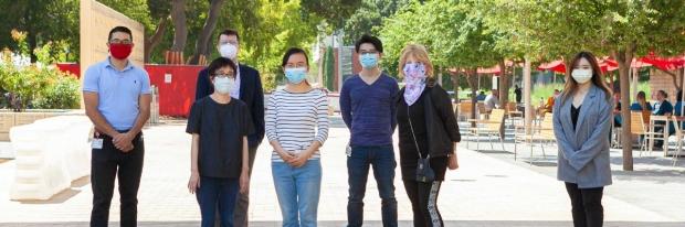 Nayak Research Lab Team