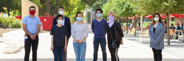 Dr Nayak lab team