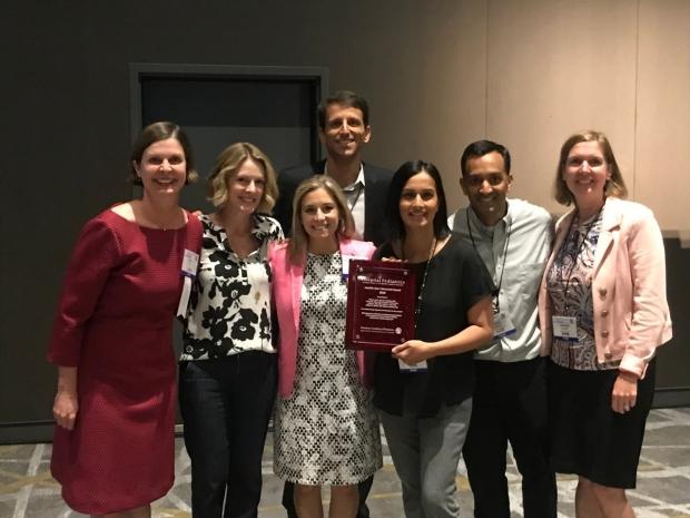 Stanford team wins Daru Award for most promising manuscript published in Hospital Pediatrics