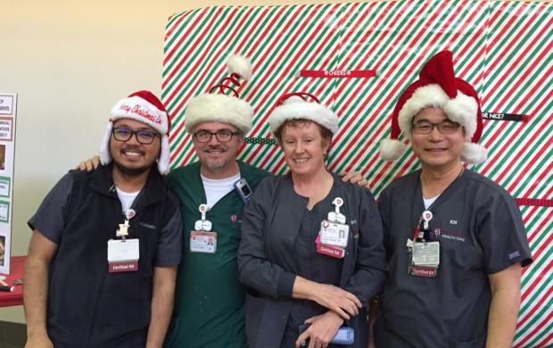 Dialysis nursing staff