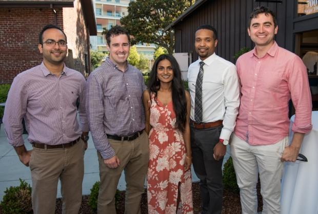 Nephrology Fellowhip Graduation, 2019
