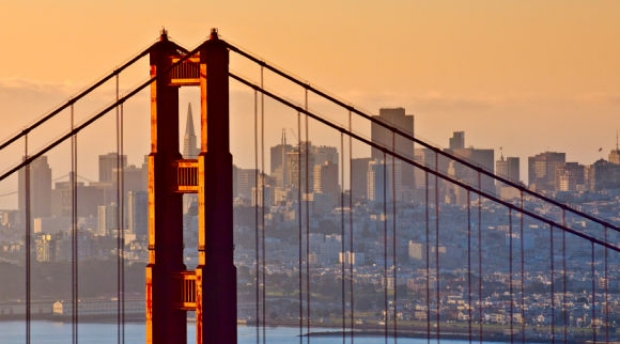 SF Golden Gate Bridge