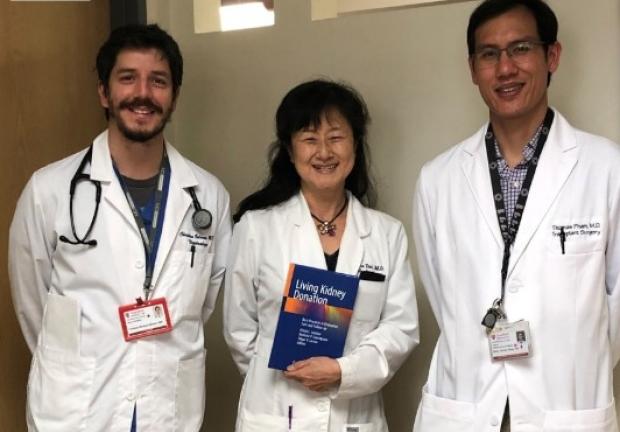 Dr. Tan, Bolanos and Pham