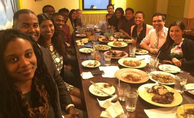 GME Diversity Group dinner to celebrate graduating residents