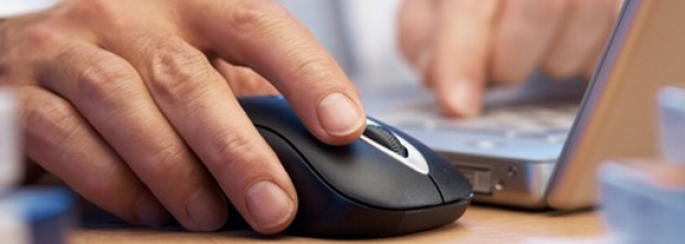 Useful Links Image of Hand and Mouse