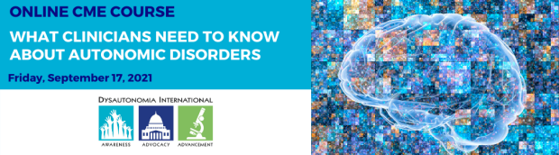 What Clinicians Need to Know about Autonomic Disorders