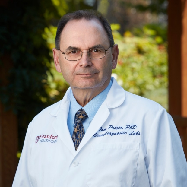 Thomas Prieto, Medical Physicist