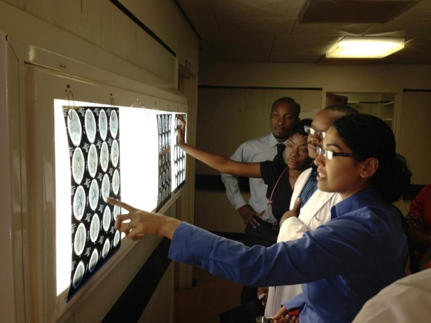 Neurology Global Health TBI