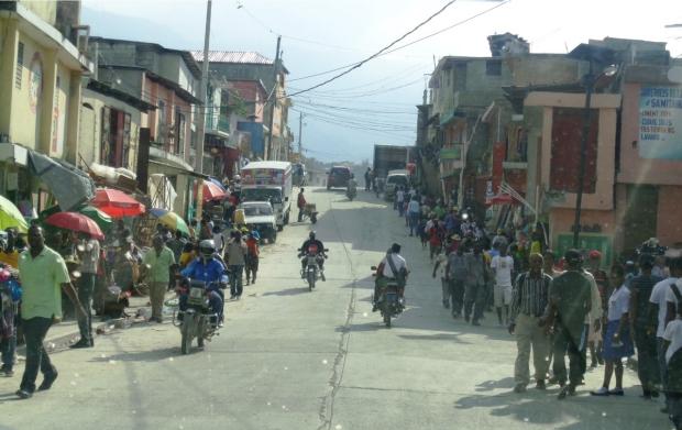 Haiti Streets