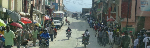 Veronica Santini Haiti Global Health Scholar Street View