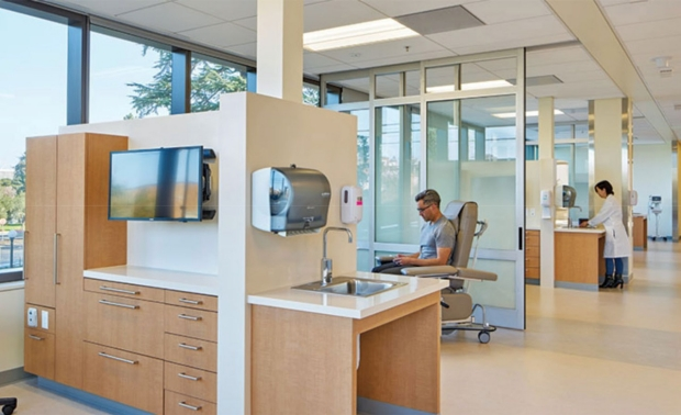 The Neuroscience Health Center Outpatient Infusion Center