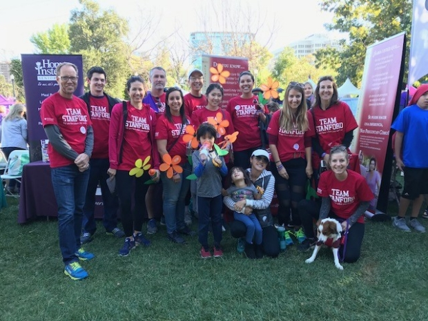 Walk to End Alzheimer's October 14, 2017