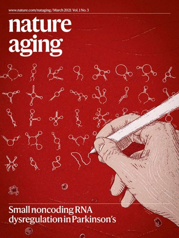 Nature Aging Cover