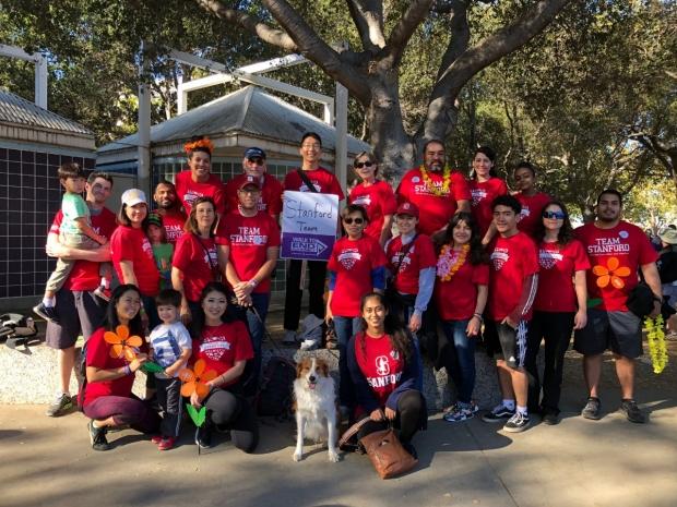 Walk to End Alzheimer's October 13, 2018