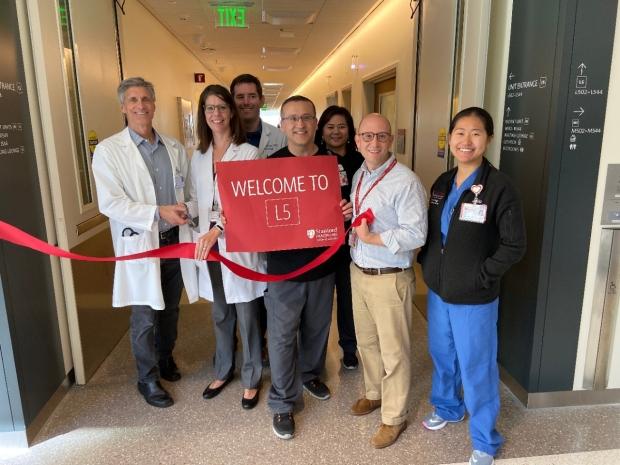 New Stanford Neurosciences Unit