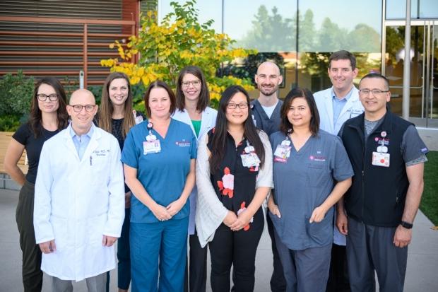 Stanford Neurohospitalist Multidisciplinary Team