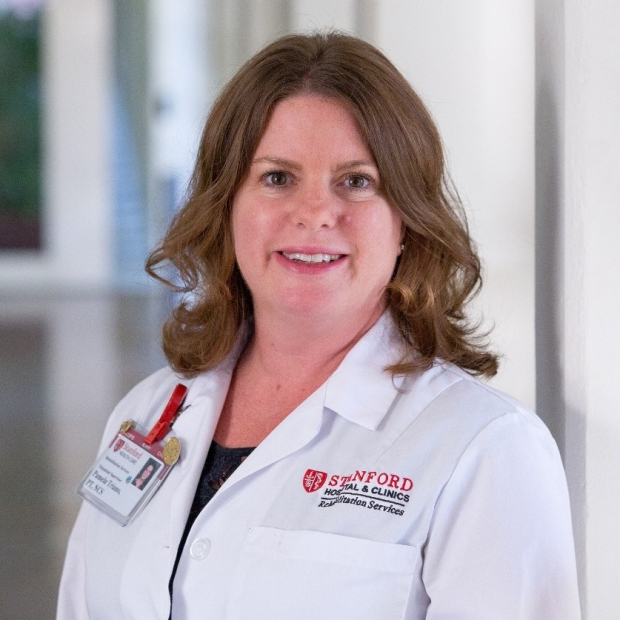 Pamela Triano, PT, NCS Physical Therapist