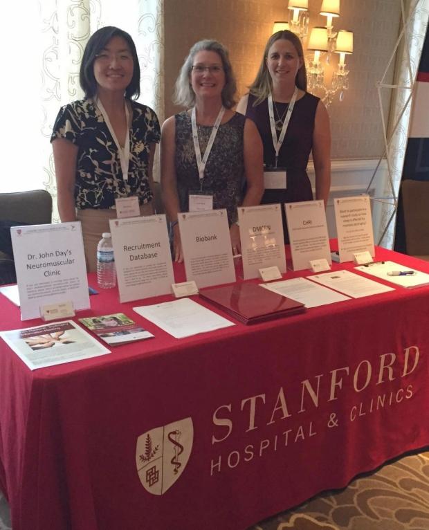 Stanford Neuromuscular Team