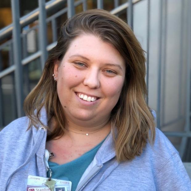 Sophie Bertrand, BA Clinical Trials Coordinator