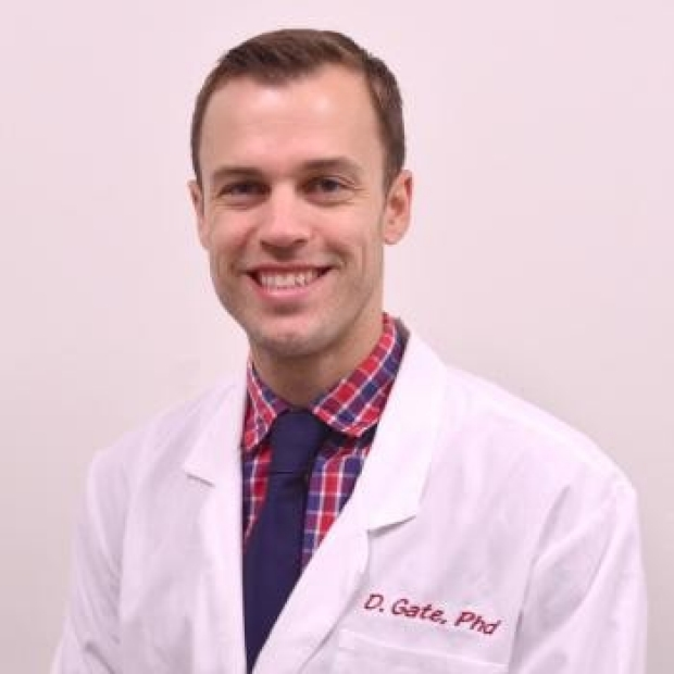 David Gate, PhD