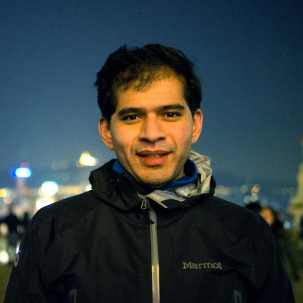 Jayesh Salvi, PhD