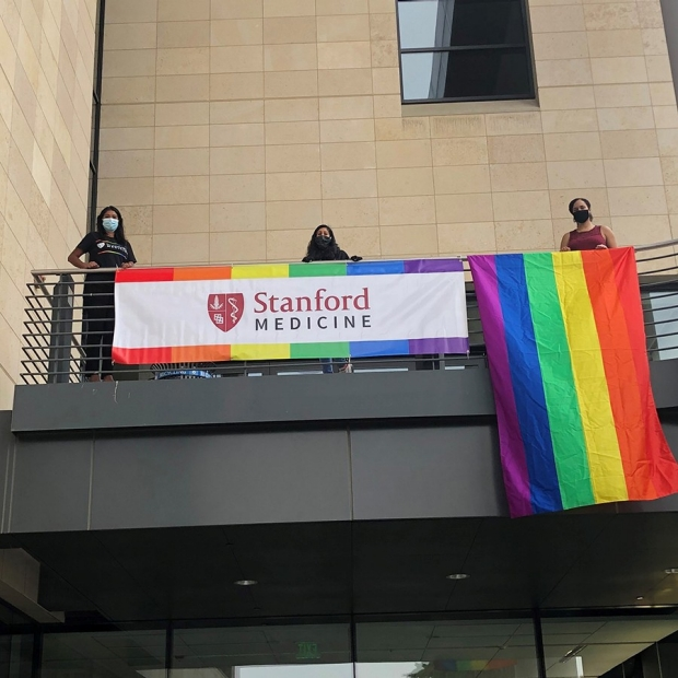 Diversity Flag and Sign
