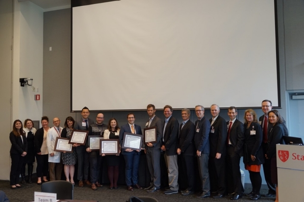 CELT graduation for team led by Dr. Zachary Threlkeld, March 2019