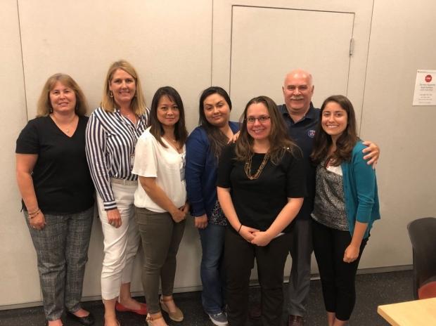 RITE team focusing on standardizing dysphagia screening in stroke patients