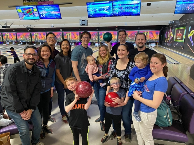 Resident Bowling February 2020