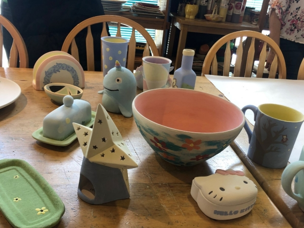 Resident Ceramics Night