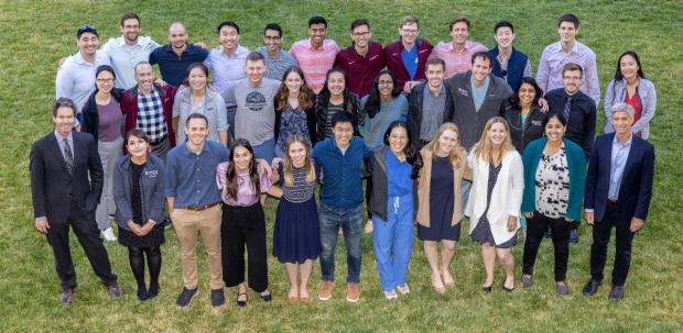 Stanford Neurology Residents 2021-2022