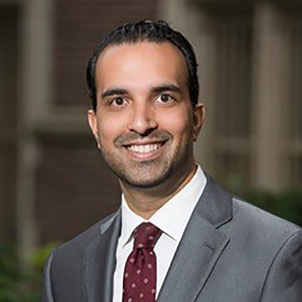 Dr. Casey Halpern