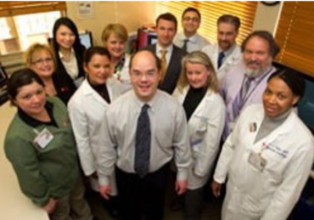 Neurogenetics Team Photo