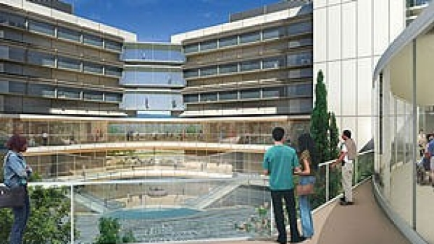 Hospitals' bold vision for new medical center wins praise