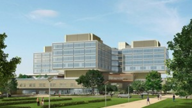 Report highlights how medical center benefits surrounding communities